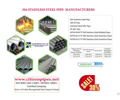 Citizen Pipes Is India S Manufacturers Supliers