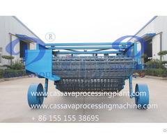 Cassava Harvesting Machine