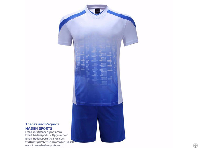 Soccer Uniforms 2017
