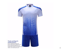 Soccer Uniforms 2017