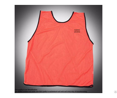Training Soccer Bib