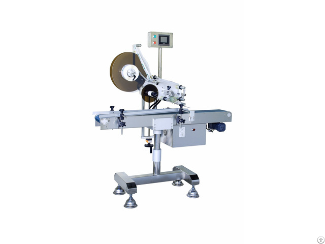 Rh- 500 Top Labeling Machine