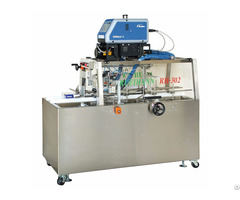 Rh 302 Semi Auto Carton Sealing Packaging Machine