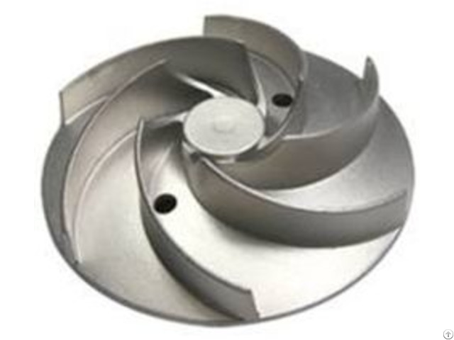 Iso9001 2008 Ap Alloy Foundry Customized Manufacturer Precision Casting Part Opening Impeller