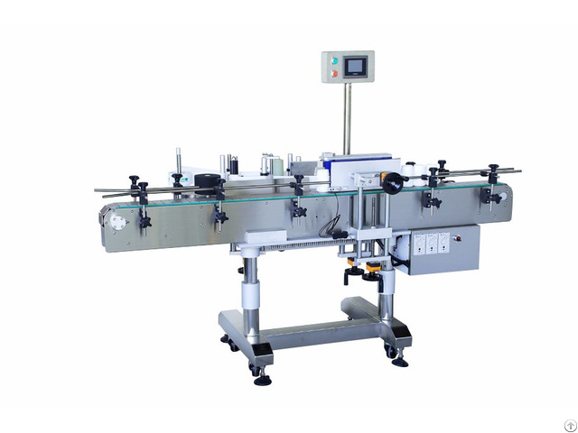 Rh 700 Round Labeling Machine