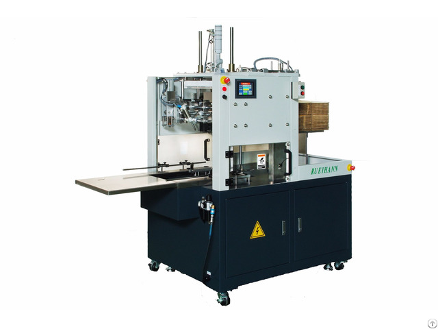 Ssafm 02 Single Side Auto Folding Machine