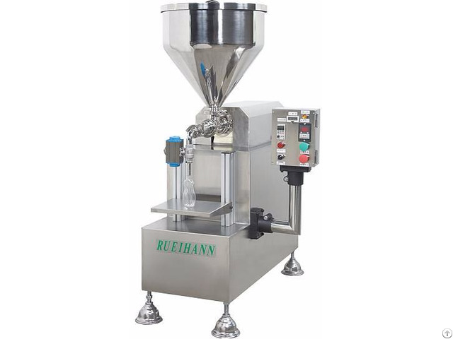 Rh 110 220 Spiral Type Filling Machine