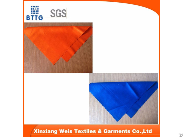 En11612 Fire Resistant Cotton Nylon Fabric