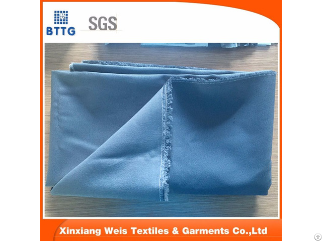 100% Cotton Flame Retardant Fabric In Stock
