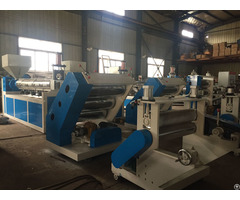 Plastic Sheet Extruder Extrudision