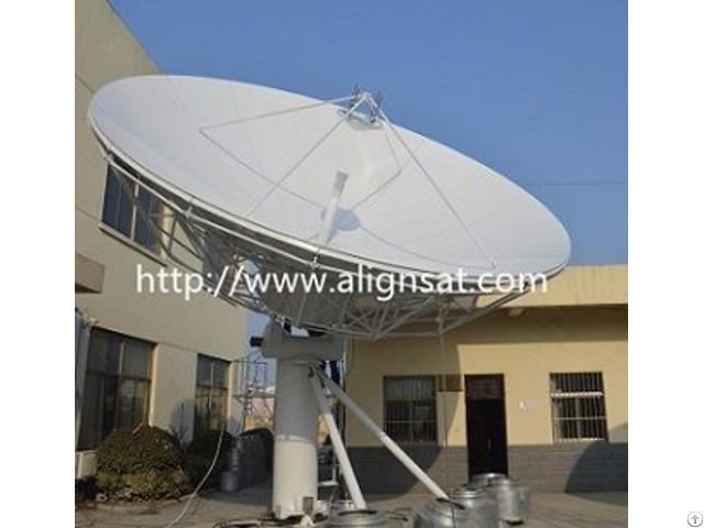 Alignsat 7 3m Earth Station Antenna