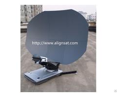 Alignsat 1 2m Flyaway Carbon Fiber Auto Antenna