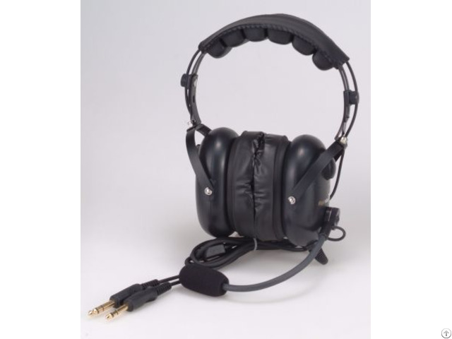 Hs 880 Aviation Headset Over The Head Type