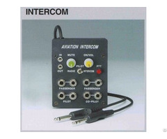 Hs 40 Aviation Intercom