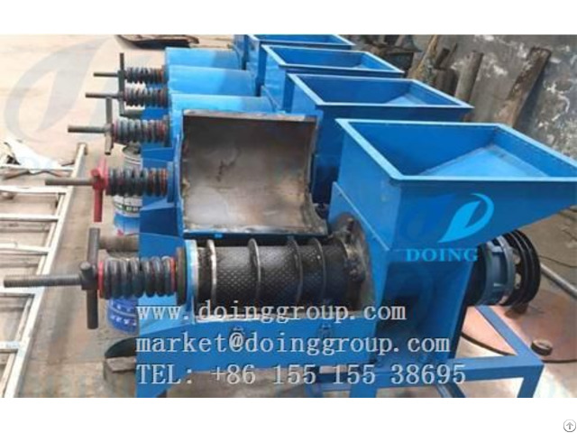Small Palm Oil Press Machine