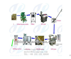 Oil Press Production Line