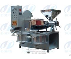 Techonology Of Peanut Oil Press Machine