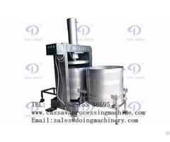 Cassava Presser