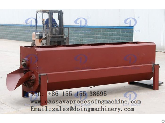 Techonology Of Cassava Peeler Machine