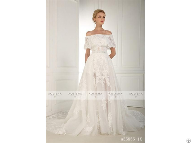 Wedding Dress A55855 1x