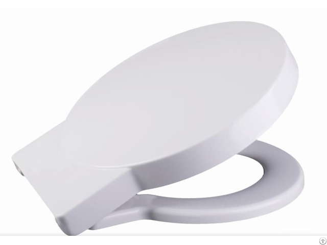 Oceanwell Bathroom Product Toilet Seat Cover With Soft Close Function And Different Hinge Options