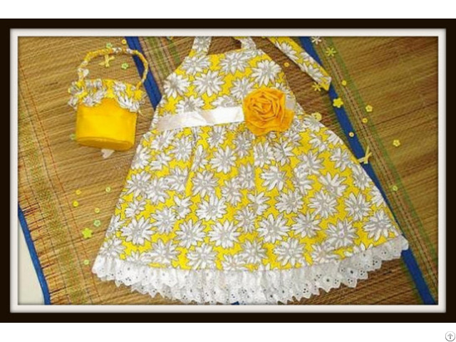 Kid Summer Dress