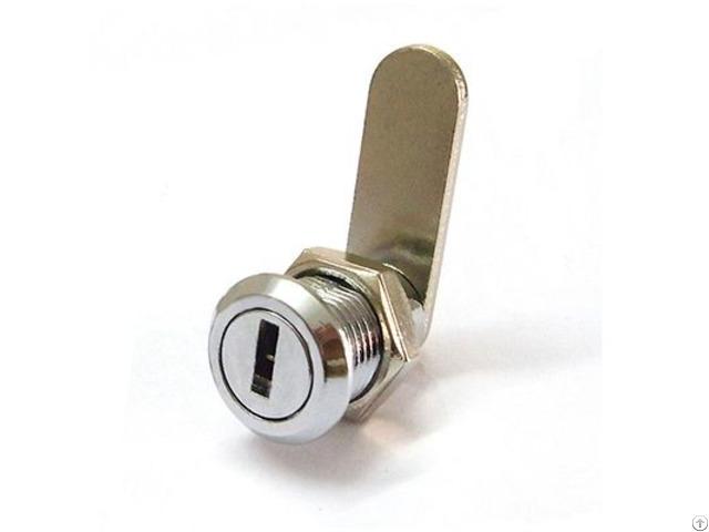 Zinc Alloy Cam Lock Chrome Plating