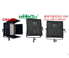 Led Panel Lights For Studio And Video Application