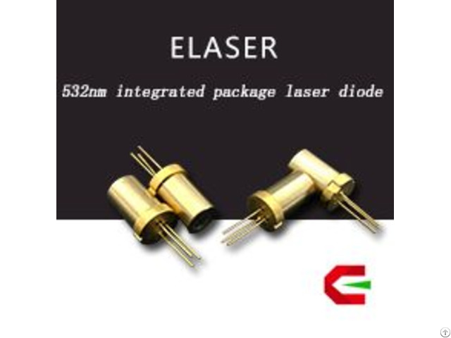 30mw To 5 6mm Compact Design 532nm Laser Diode Module