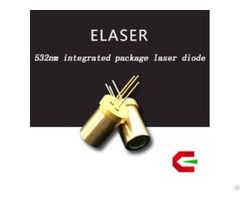 Class 3b 50mw Copper To18 Integrated Package Green Laser Module