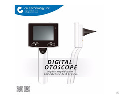 Veterinary Digital Otoscope