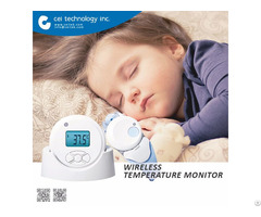 Baby Wireless Body Temperature Monitor