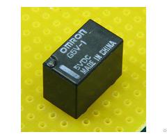 Thruhole Hi Sens Low Signal Relays G5v 1 Dc5
