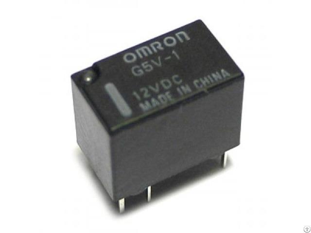 Thruhole Hi Sens Low Signal Relays G5v 1 Dc12v