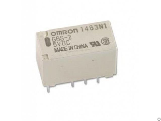 5vdc Low Signal Relays G6s 2 Dc5