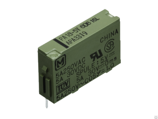 24vdc Slim Power Relay Apa3312
