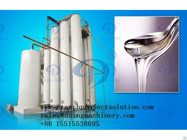The Introduction Of Automatic Liquid Syrup Manufacturing Plant