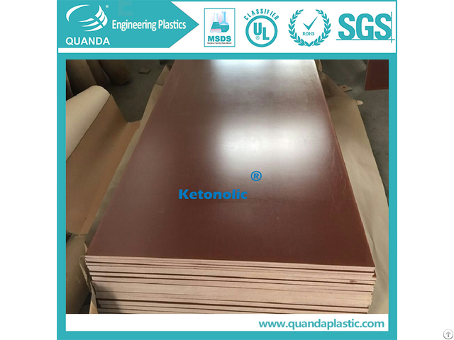 Excellent Inertness 3025 Phenolic Cotton Sheet