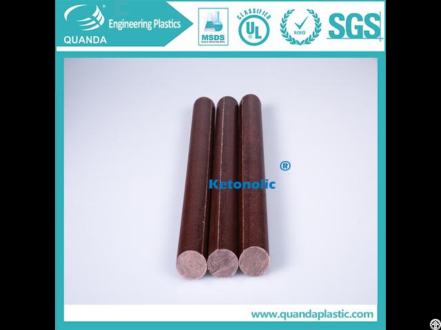 Prominent Mechanical Strength 3025 Phenolic Cotton Cloth Rod