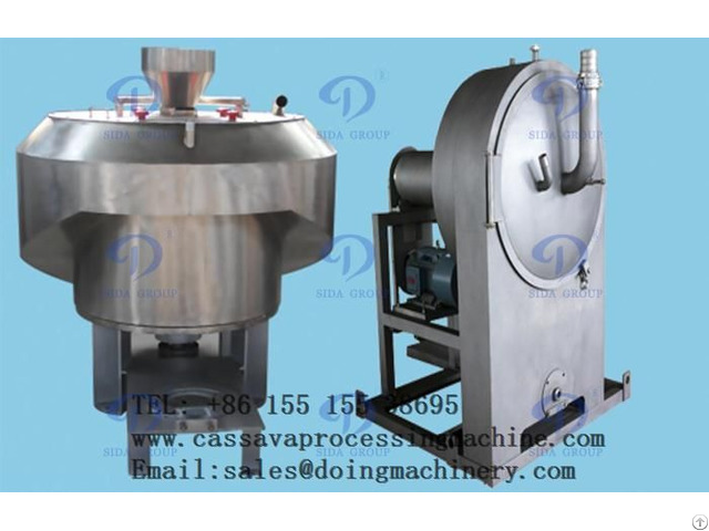 High Quality Garri Processing Machines And Its Functions