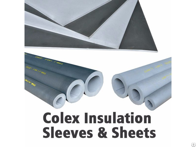 Colex Insulation Material