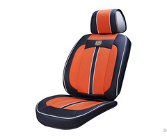 Asc1002d Car Seat Cover 3d Leatherette And Viscose Fabric Ice Silk