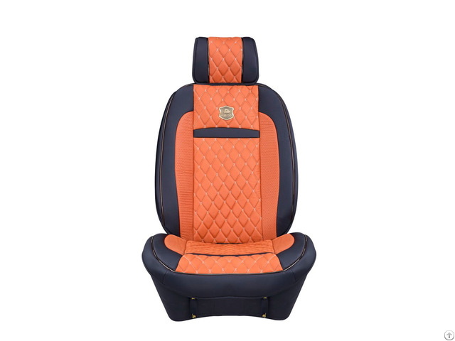 Asc1006d Car Seat Cover 3d Shape With Four Season Leatherette