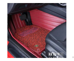 Acm105b Leatherette Car Mat 3d With Pvc Coil Pad
