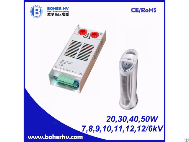 Air Cleaning High Voltage Power Supplies 50w Cf01a