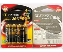 Alkaline Battery Aa Aaa