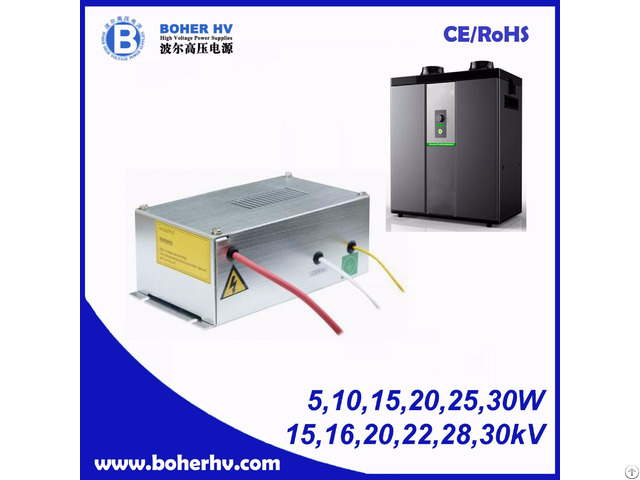 8kv 4kv Air Cleaning High Voltage Power Supply 30w Cf02a