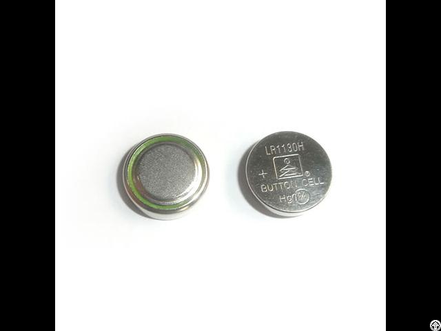 Alkaline Button Cell Battery 0%hg