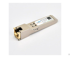 Rj45 10 100 1000m Cisco Compatible Copper Sfp Optical Transceiver