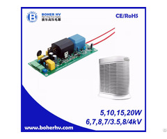 Air Cleaning High Voltage Power Supply 10w Cf02b